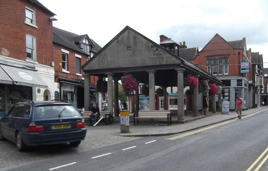 the Buttercross