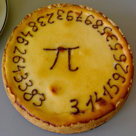 A Pi pie. Image courtesy of Wikimedia Commons