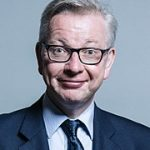 Michael Gove's official Defra photo