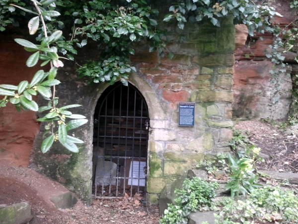 image of Hermit's Cave in Redcliffe, Bristol
