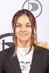 image of Amelia Andersdotter MEP