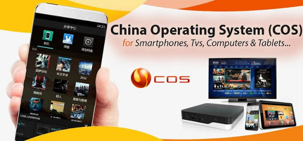 China Operating System image