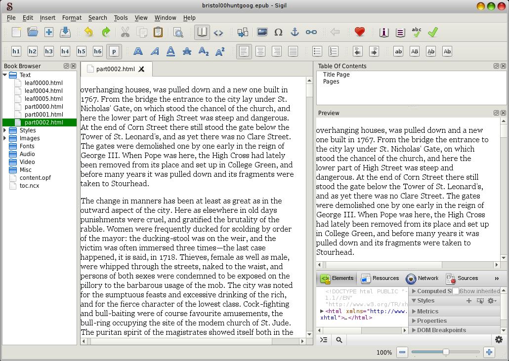 Mac sigil epub editor download