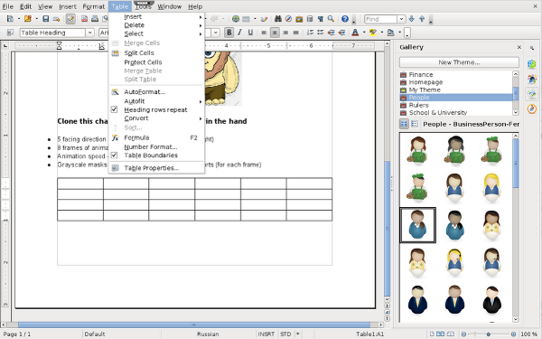 Steve Woods | LibreOffice and OpenOffice now available as web