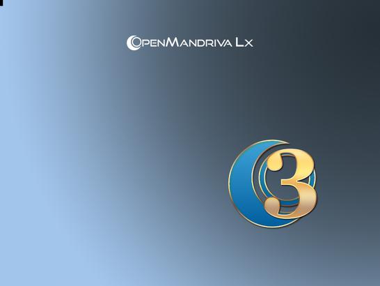 OpenMandriva screenshot