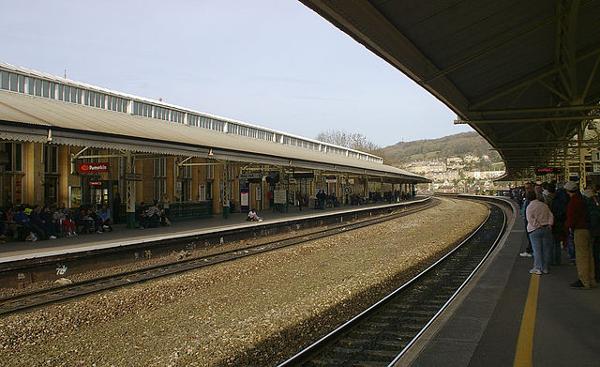 Bath Spa railway station